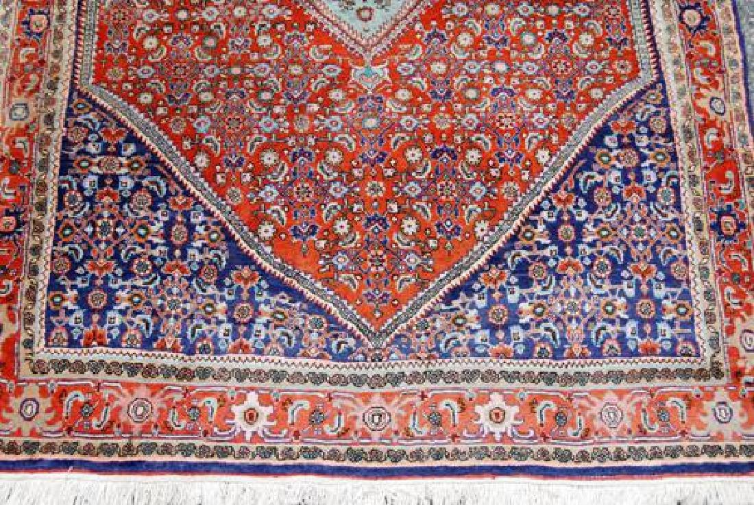 Eye Cathing Wool Persian Tribal Bidjar 5x4 - 3