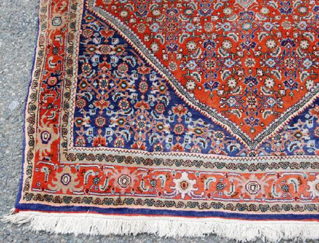 Eye Cathing Wool Persian Tribal Bidjar 5x4 - 4