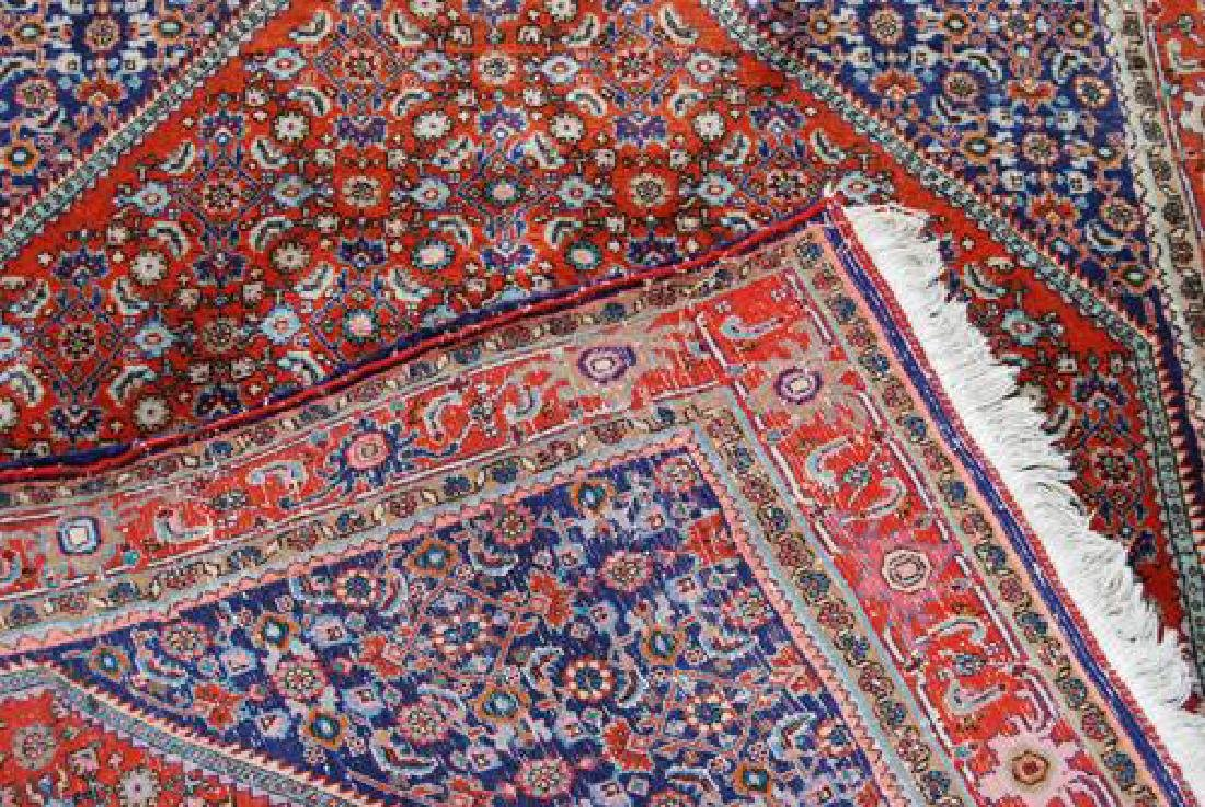 Eye Cathing Wool Persian Tribal Bidjar 5x4 - 5