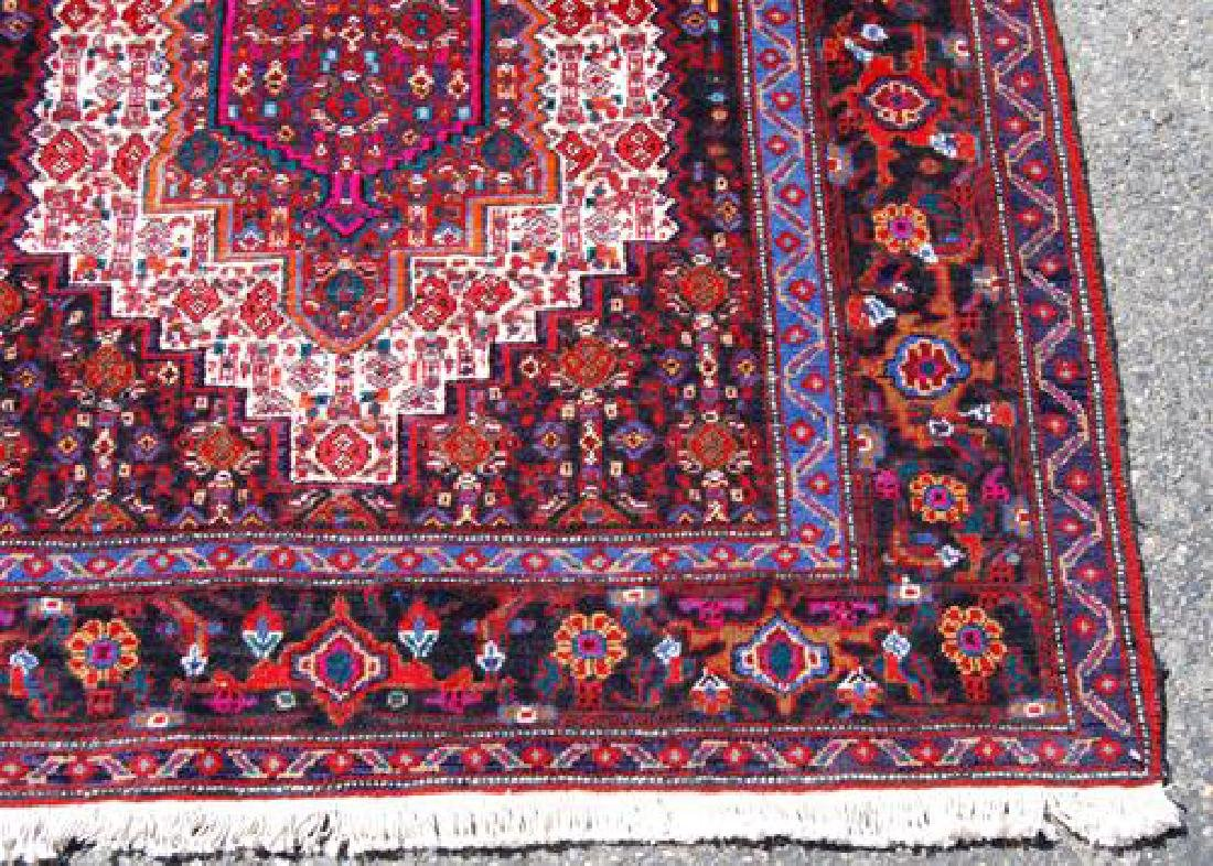 HAND WOVEN HIGHLY DETAILED SQUARE SHAPE PERSIAN - 3