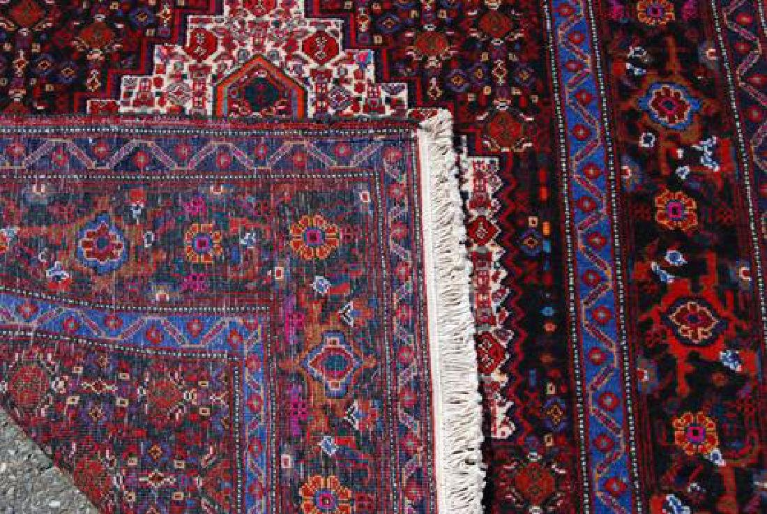 HAND WOVEN HIGHLY DETAILED SQUARE SHAPE PERSIAN - 4