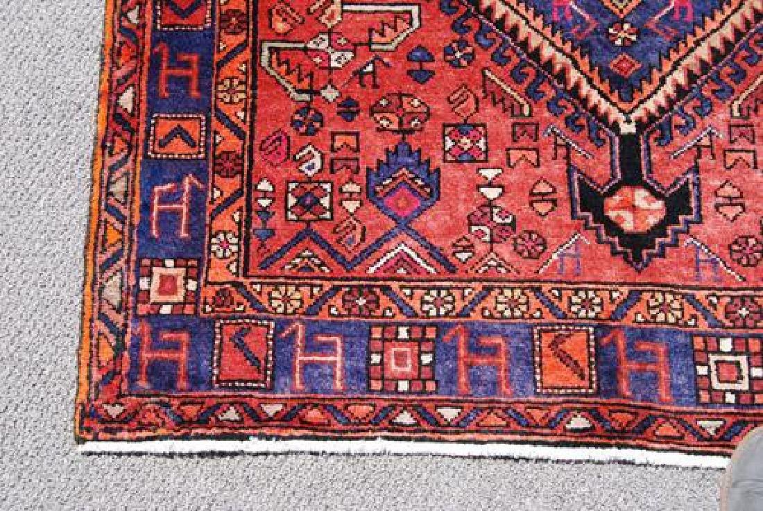 Beautiful Handmade Persian Nahavand Rug 5x9 - 3