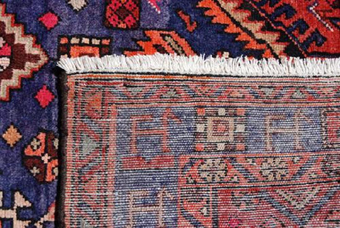Beautiful Handmade Persian Nahavand Rug 5x9 - 4