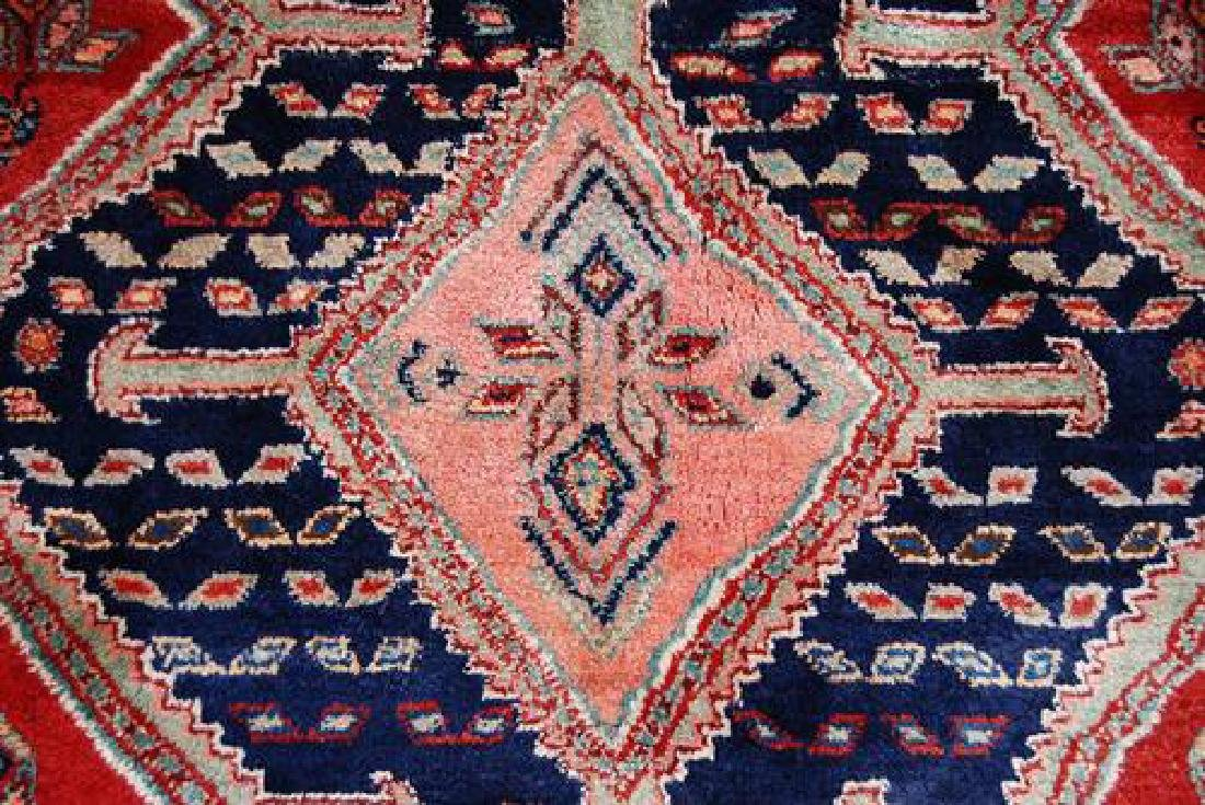 Fantastic Hand Handmade Persian Kermanshah - 5