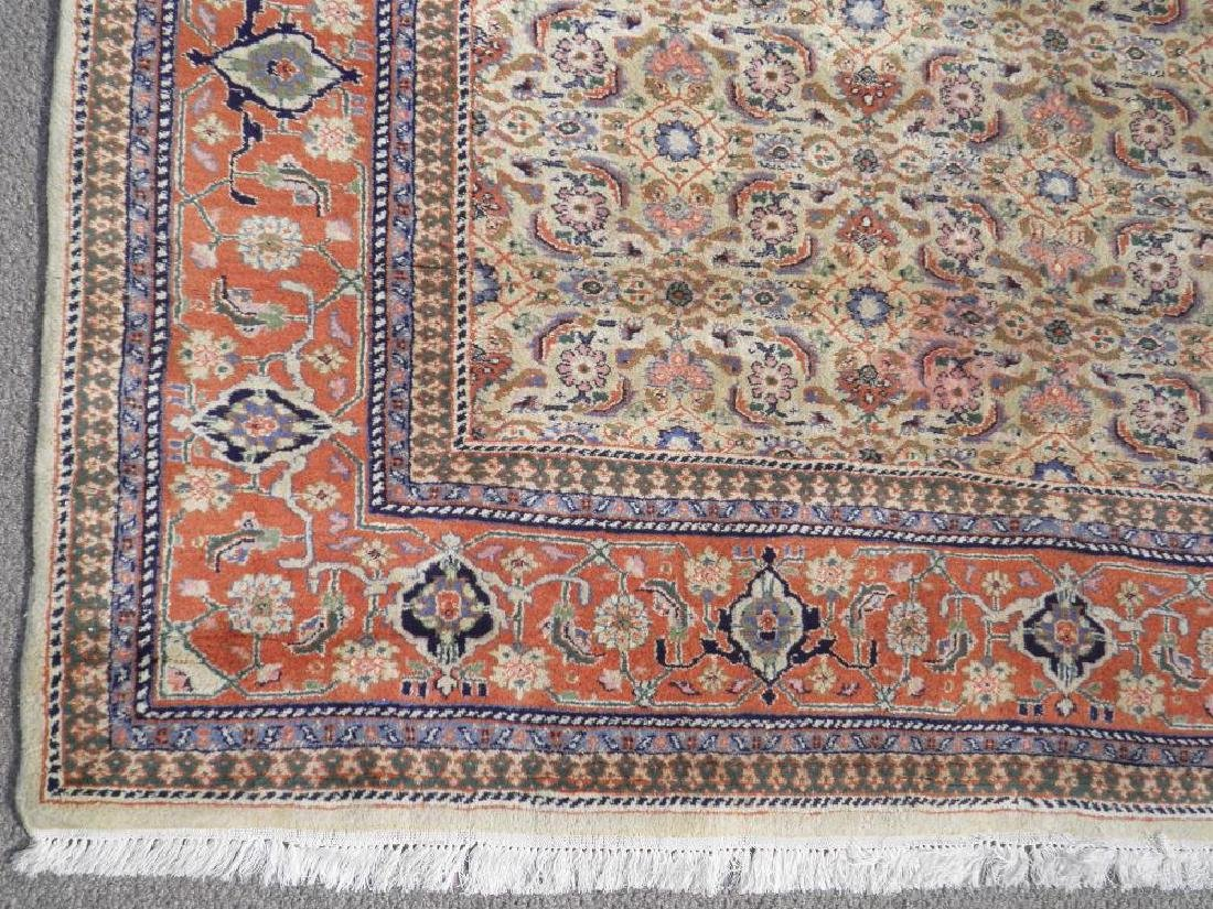Absolutely Captivating Semi Antique Persian Tabriz 7x10 - 4