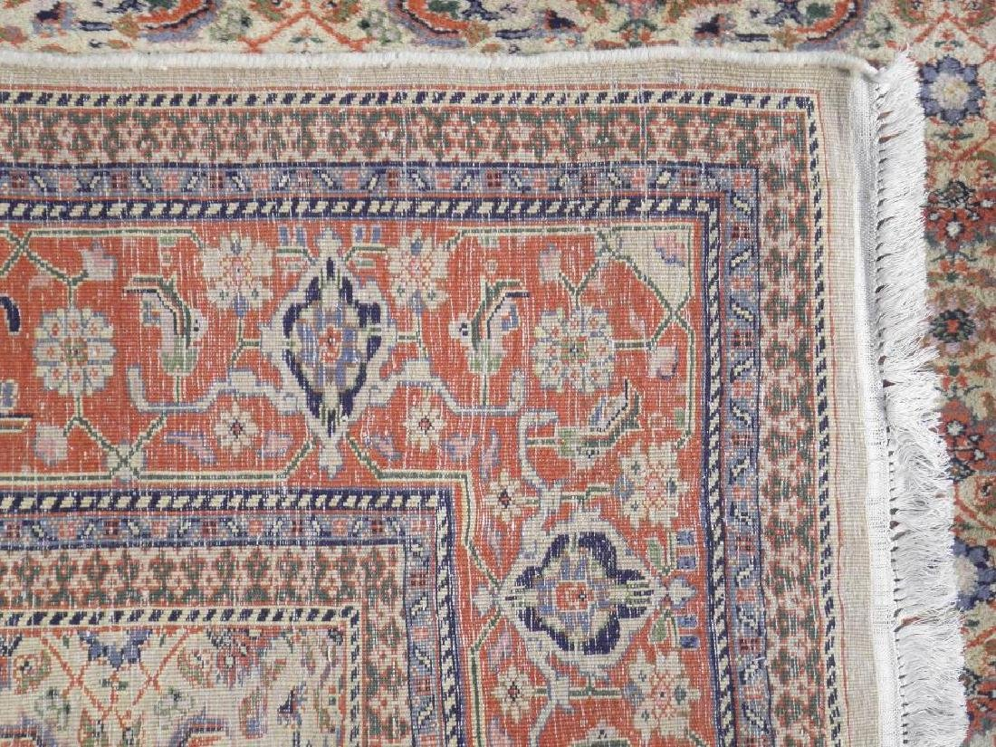 Absolutely Captivating Semi Antique Persian Tabriz 7x10 - 5