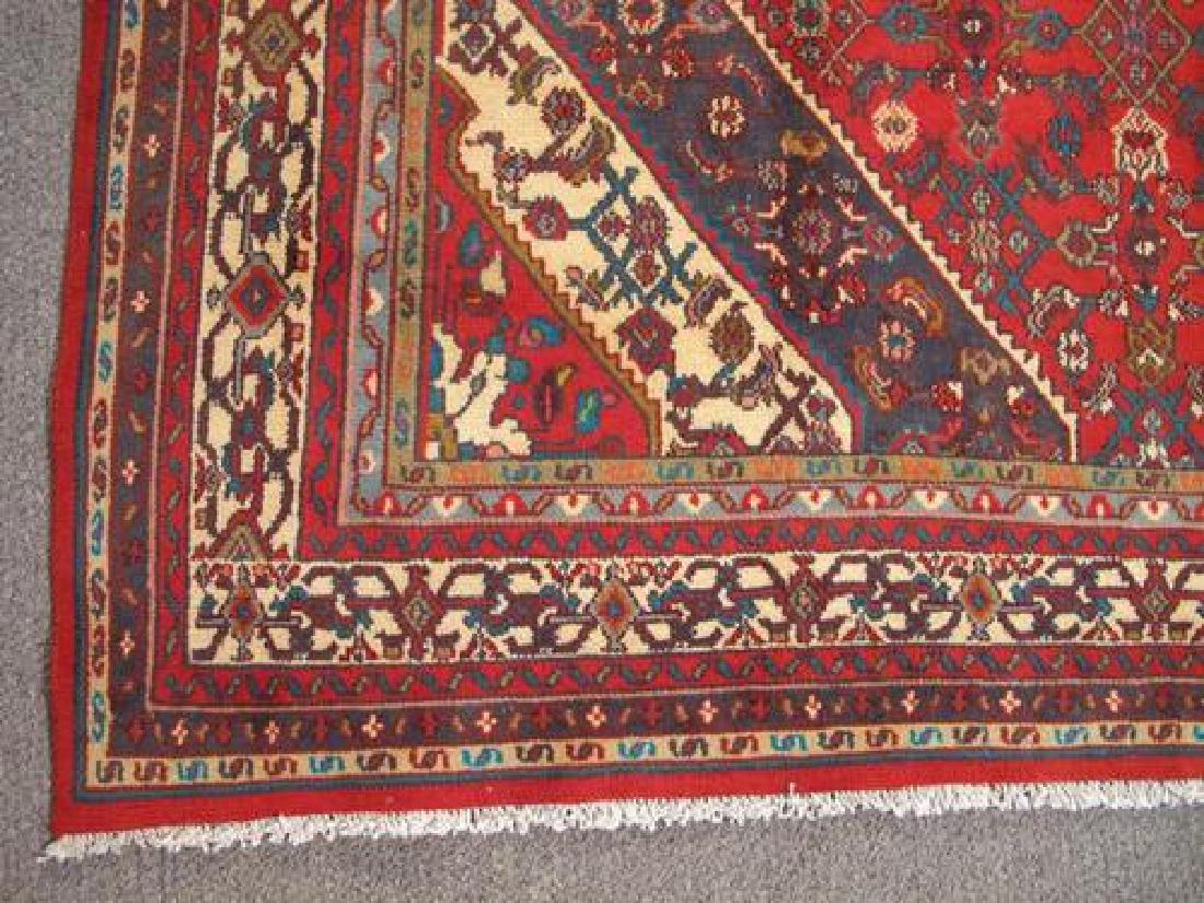 Simply Stunning Semi Antique Persian Hosseinabad 7x11 - 3