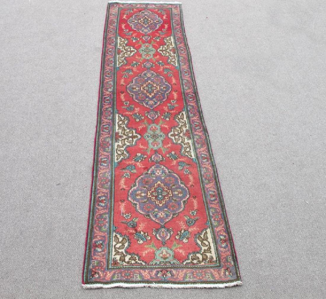 Absolutely Gorgeous Handmade Semi Antique Persian