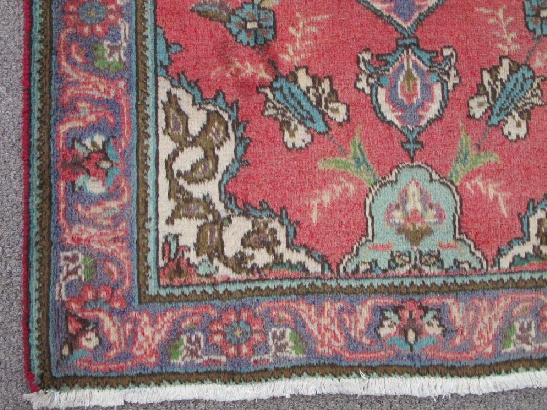 Absolutely Gorgeous Handmade Semi Antique Persian - 3