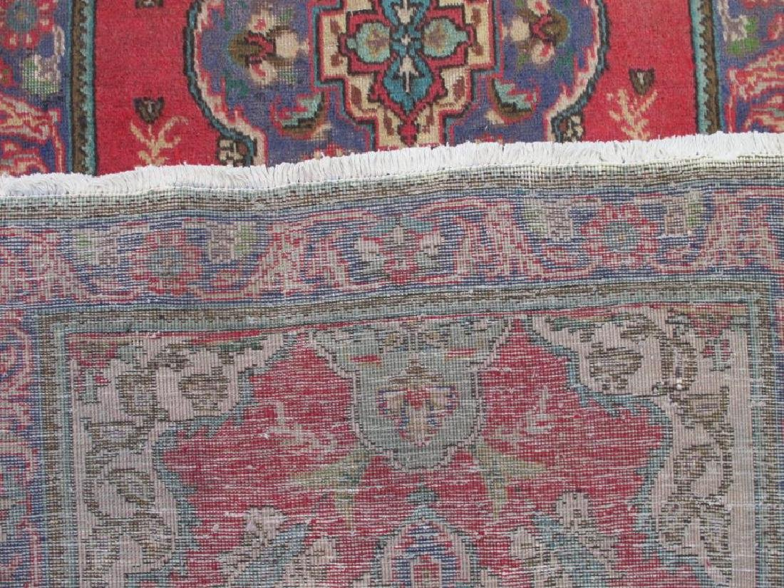 Absolutely Gorgeous Handmade Semi Antique Persian - 5
