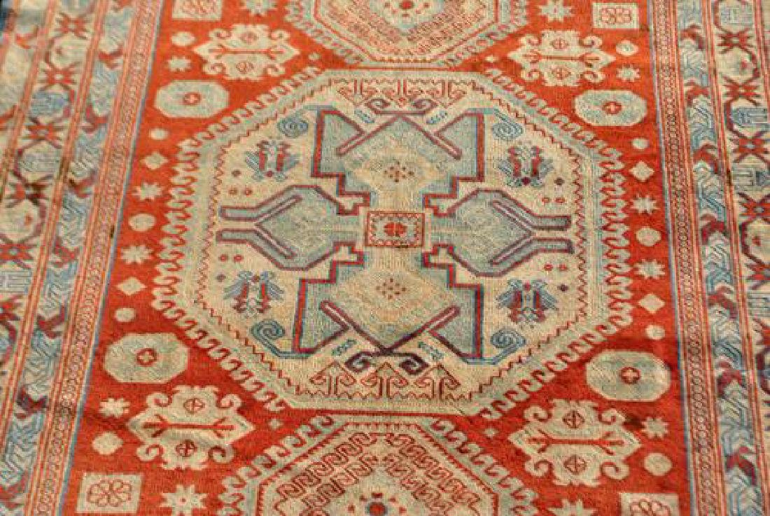 Beautiful Handmade Russian Rug 6.6x4.10 - 2