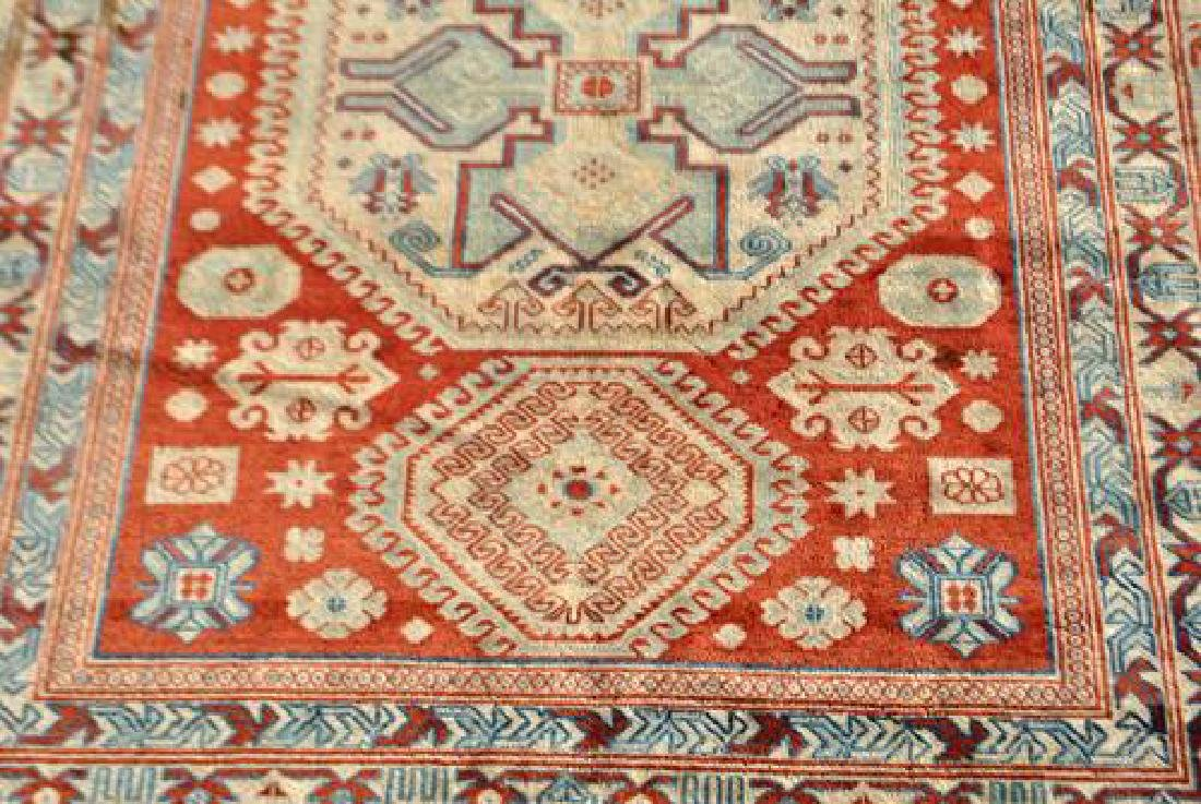 Beautiful Handmade Russian Rug 6.6x4.10 - 3