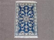 Admirable Premium Quality WoolSilk Persian Nain 2x3
