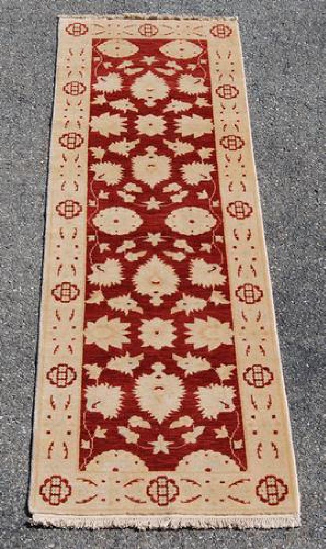 Nicely Contrasted Egyptian Runner 8.5x2.7