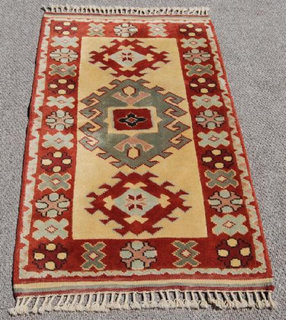 Beautiful HAND MADE TURKISH KONYA Design 3X5
