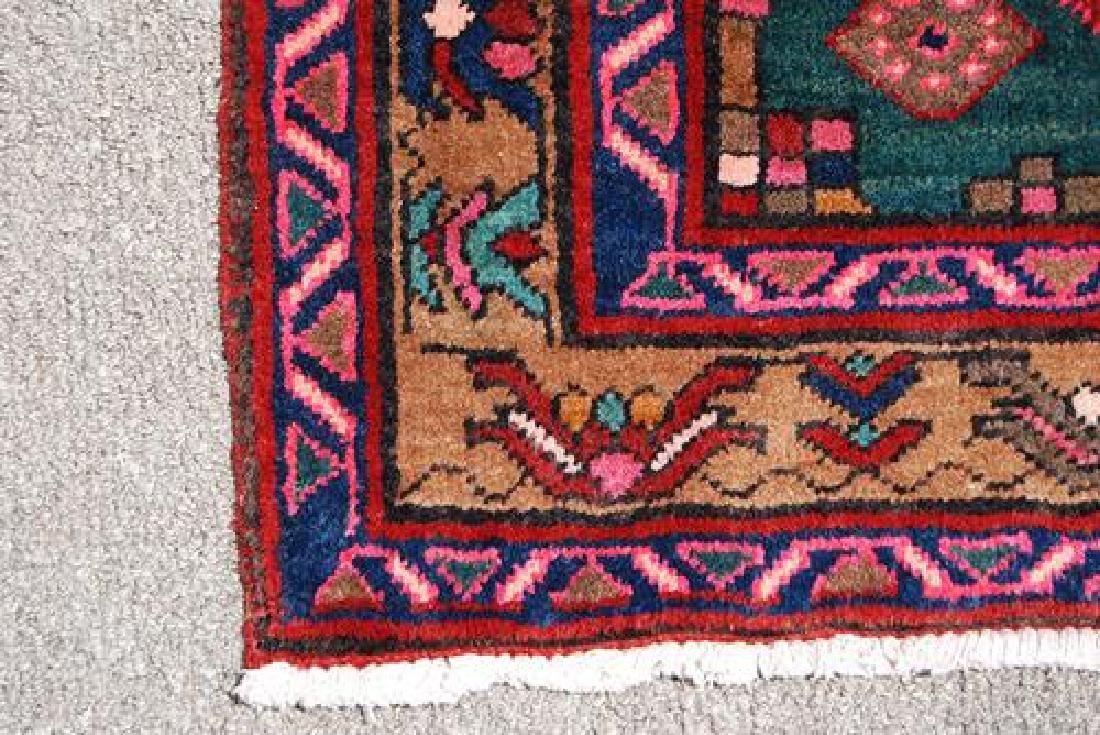 Hand Woven Fine Persian Ahar Runner 11 ft - 3
