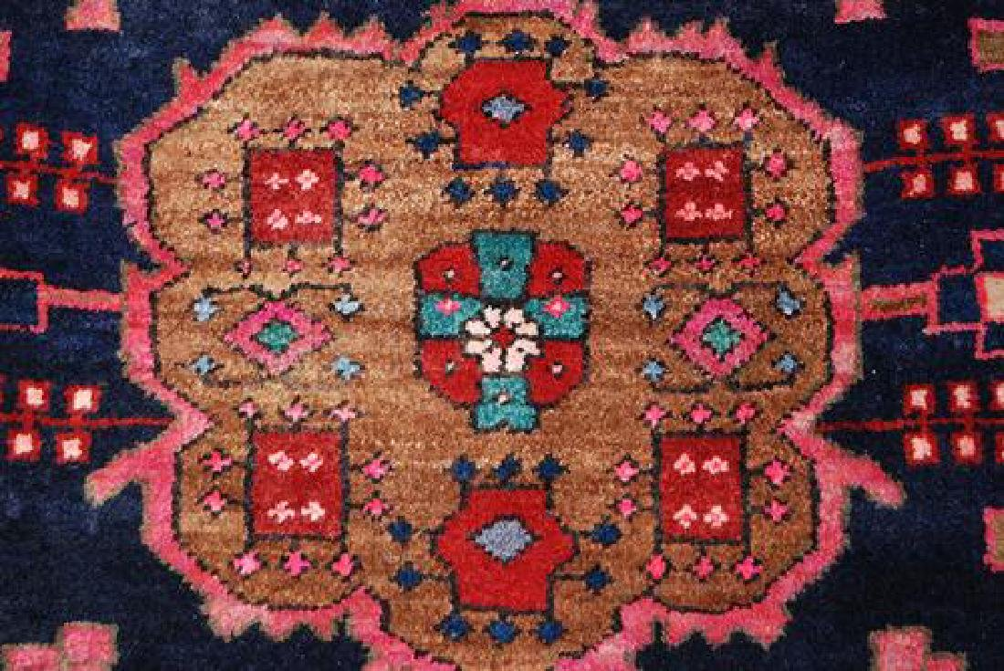 Hand Woven Fine Persian Ahar Runner 11 ft - 4