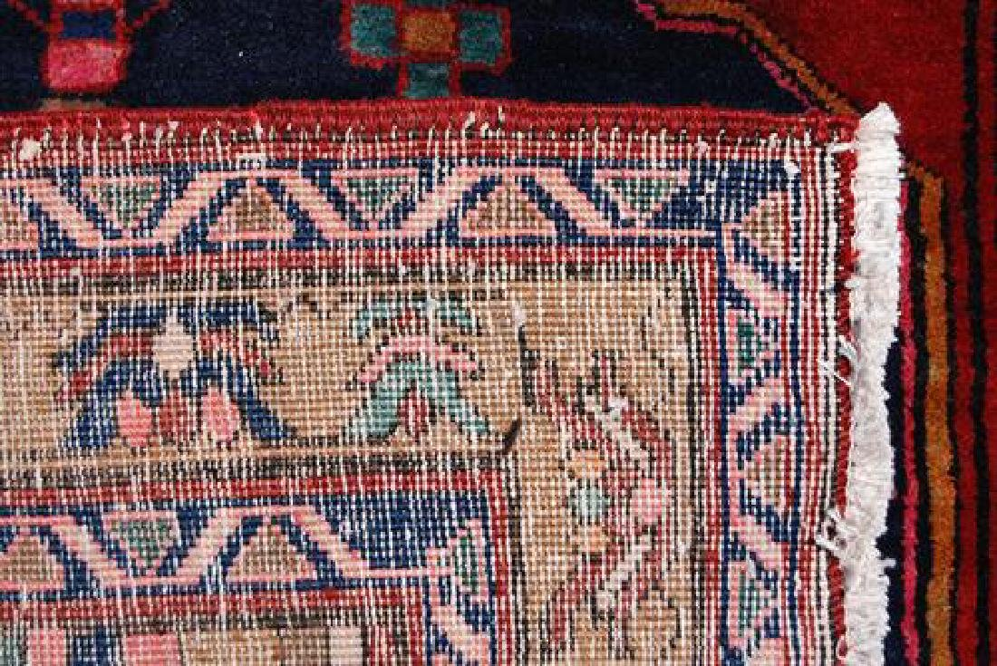 Hand Woven Fine Persian Ahar Runner 11 ft - 5