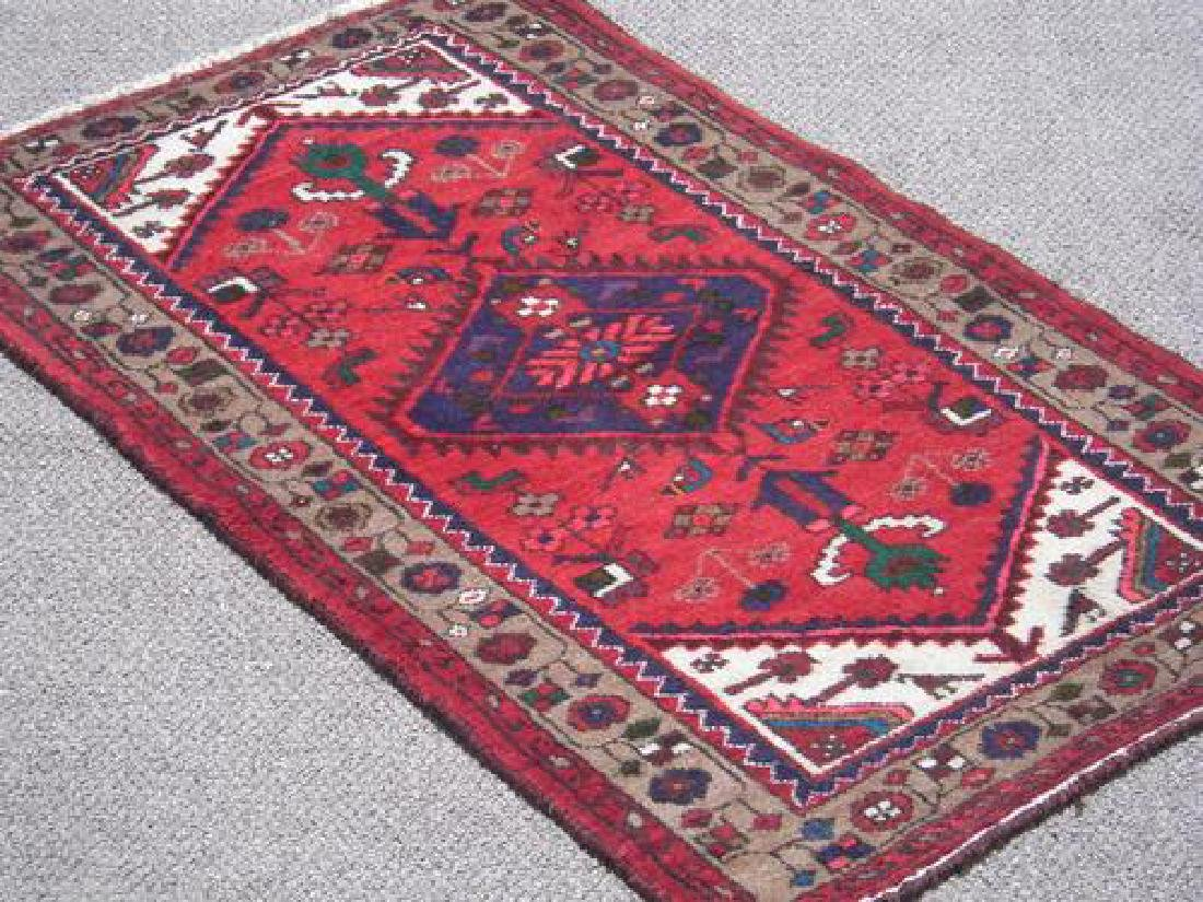 BEAUTIFUL FINE QUALITY HAND WOVEN PERSIAN HAMADAN - 2