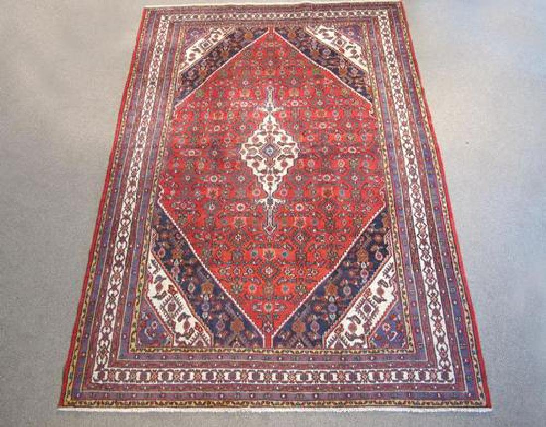 Highly Collectible Semi Antique Persian Hosseinabad