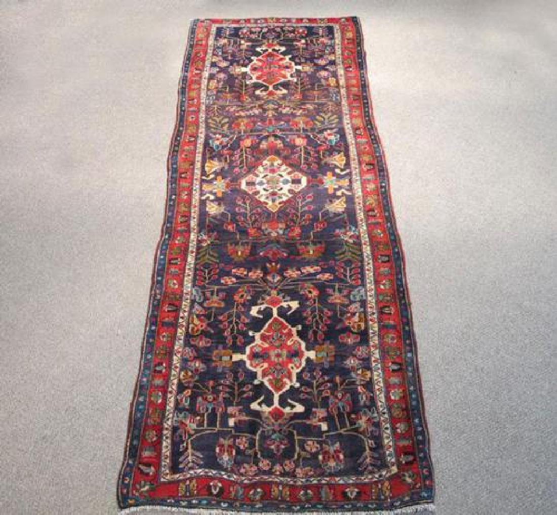 Fine Artistic Semi Antique Persian Malayer Runner