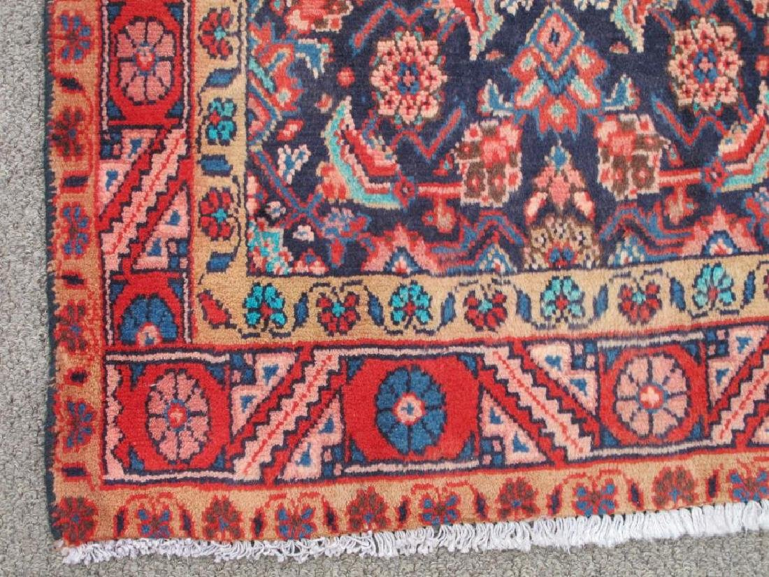 Simply Gorgeous Semi Antique Persian Malayer 3.9x9.4 - 3
