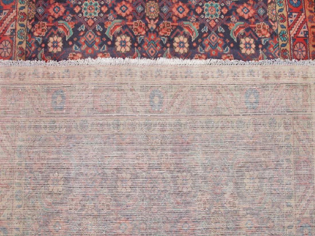 Simply Gorgeous Semi Antique Persian Malayer 3.9x9.4 - 5