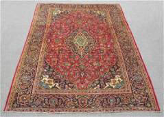 Collectible Semi Antique Persian Kashan 8.0x11.5