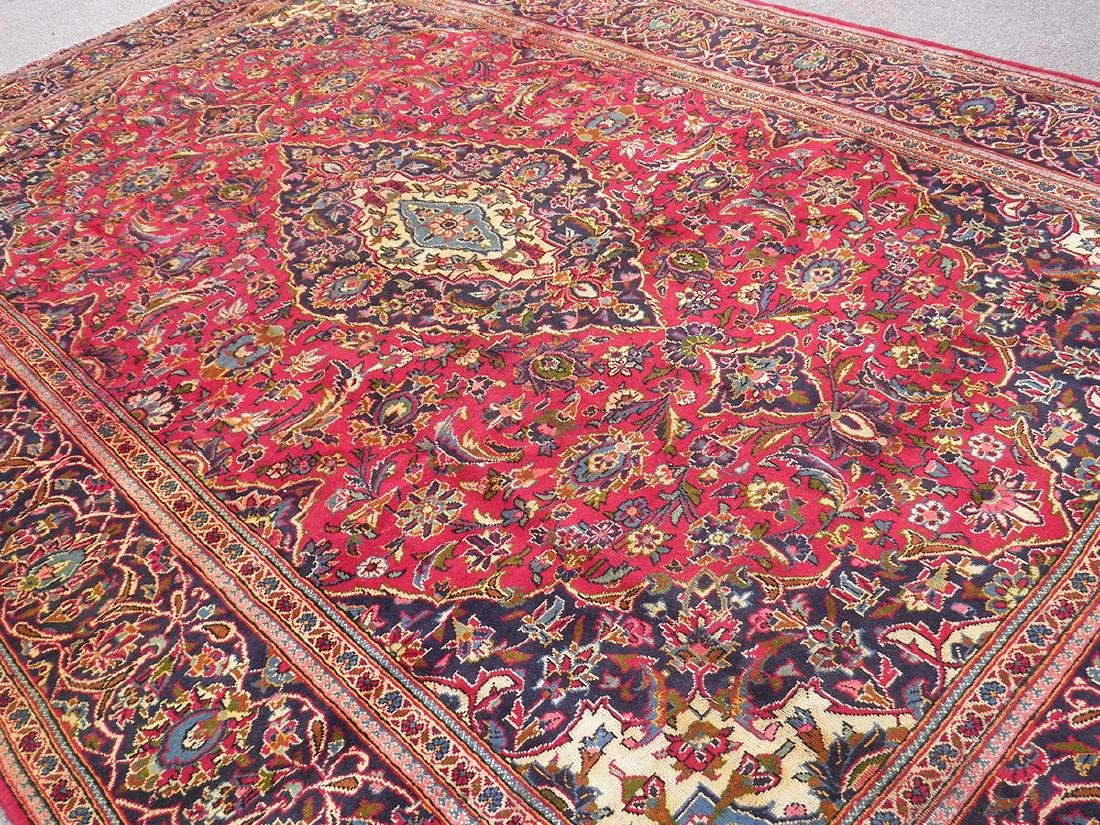 Collectible Semi Antique Persian Kashan 8.0x11.5 - 2