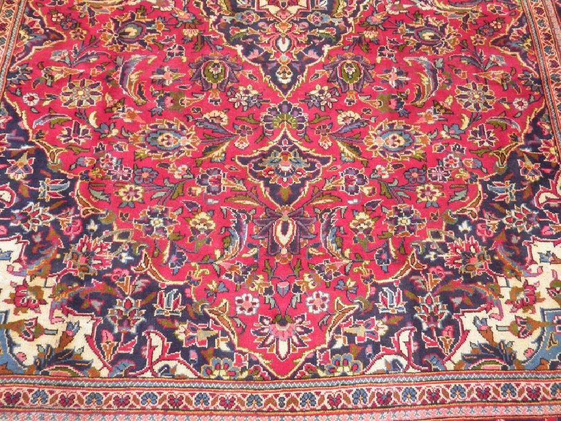 Collectible Semi Antique Persian Kashan 8.0x11.5 - 3