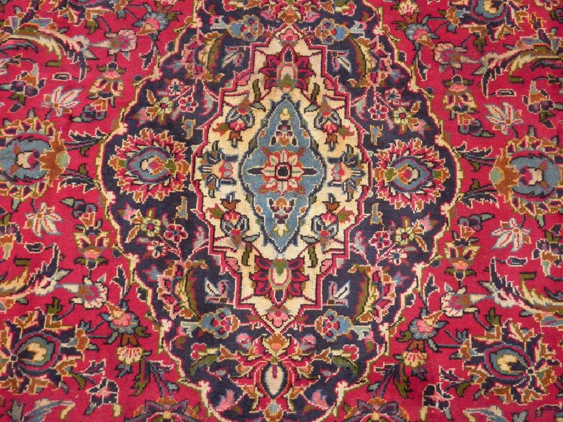 Collectible Semi Antique Persian Kashan 8.0x11.5 - 4