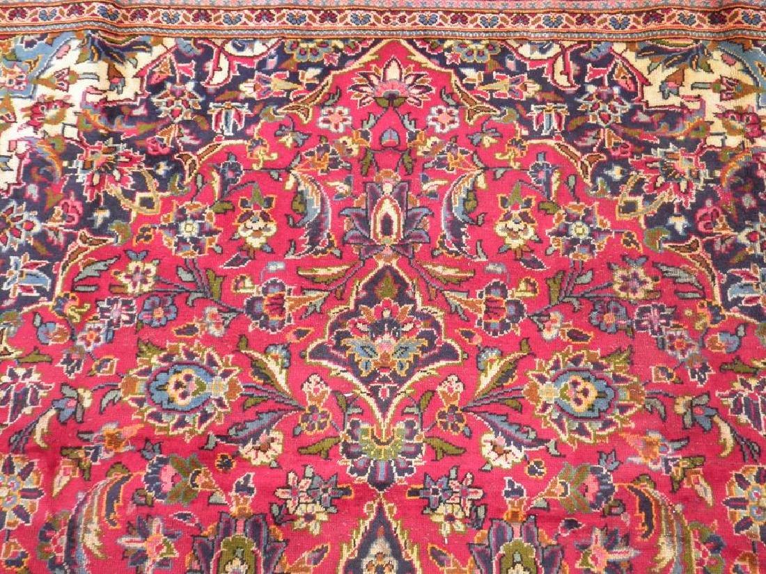 Collectible Semi Antique Persian Kashan 8.0x11.5 - 5