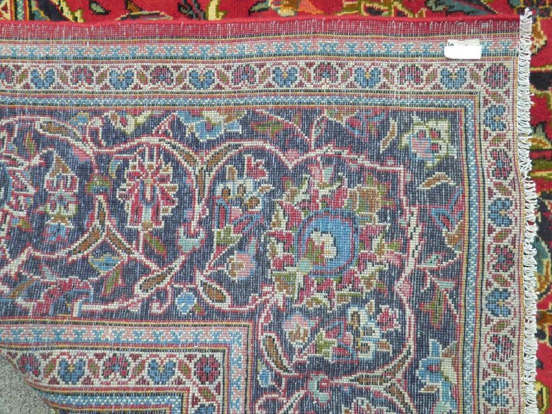 Collectible Semi Antique Persian Kashan 8.0x11.5 - 7