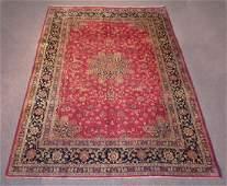 Quite Fascinating Semi Antique Tabriz 9.4x6.6
