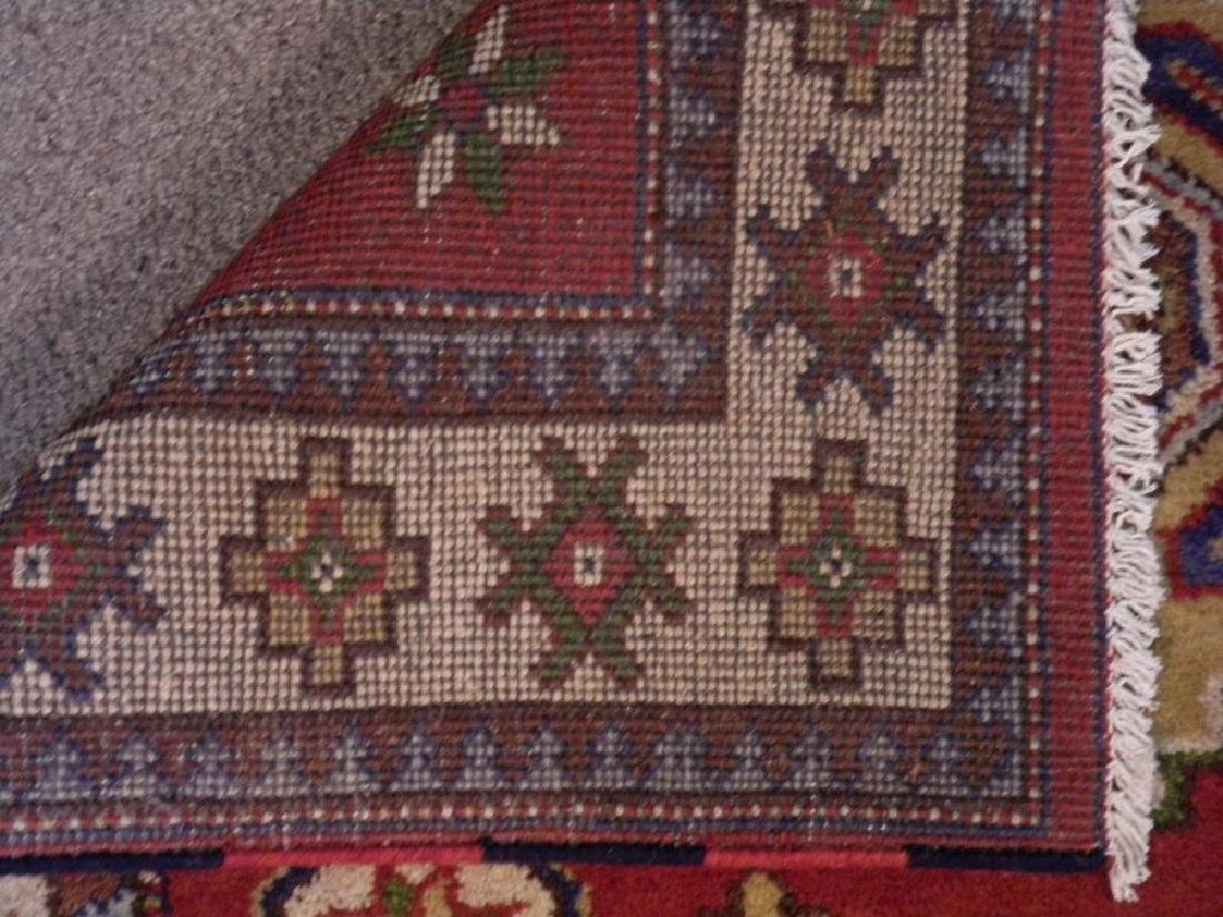 Lovely Handmade Kazak Design 4.1x6 - 5