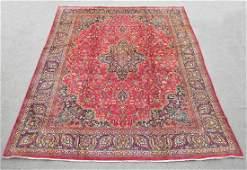 Stunning Semi Antique Persian Mashad 125x95