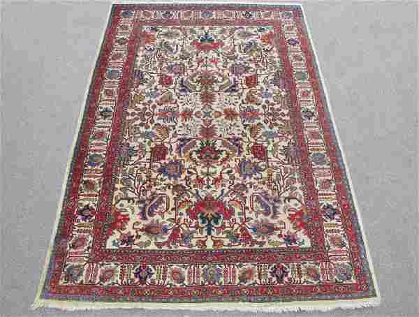 Spectacular Handmade Semi Antique Allover Persian