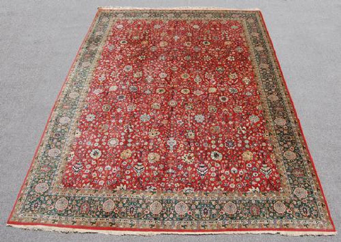 Simply Beautiful Fine Quality Semi Antique Tabriz