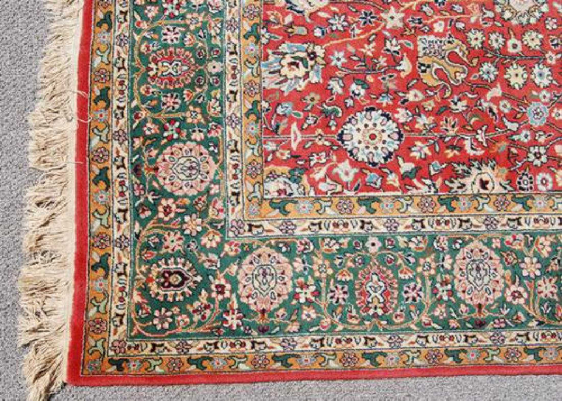 Simply Beautiful Fine Quality Semi Antique Tabriz - 2