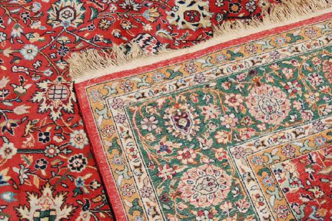 Simply Beautiful Fine Quality Semi Antique Tabriz - 4