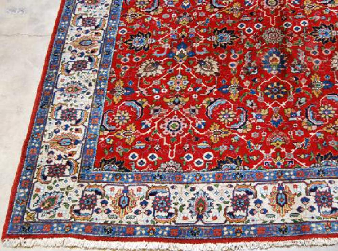 Beautiful Traditional Design Persian Tabriz 7x10 - 3