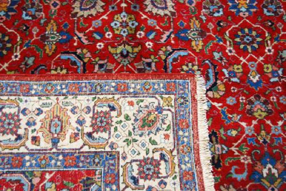 Beautiful Traditional Design Persian Tabriz 7x10 - 4