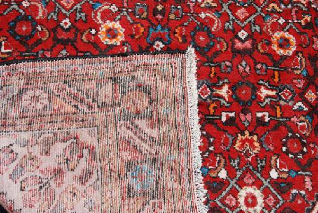 Fine Looking Authentic Persian Hosseinabad Runner - 5