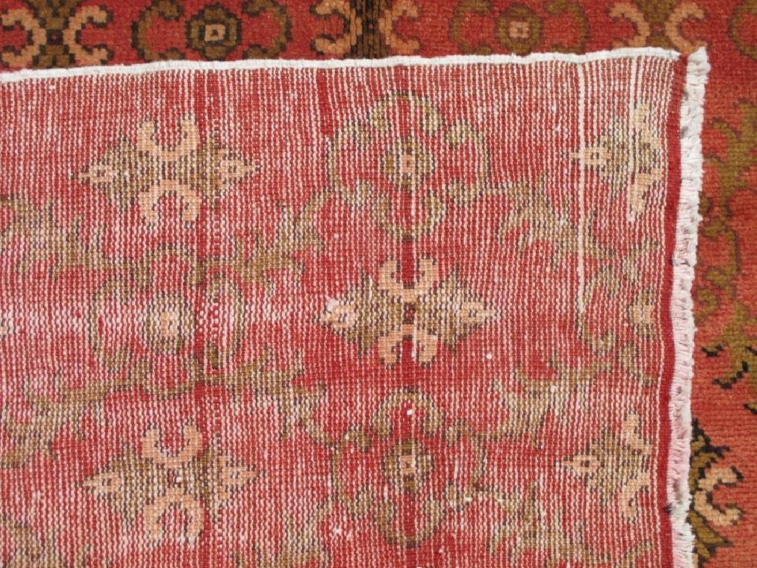 Beautiful Handmade Semi Antique Turkish Konya 5x8 - 5