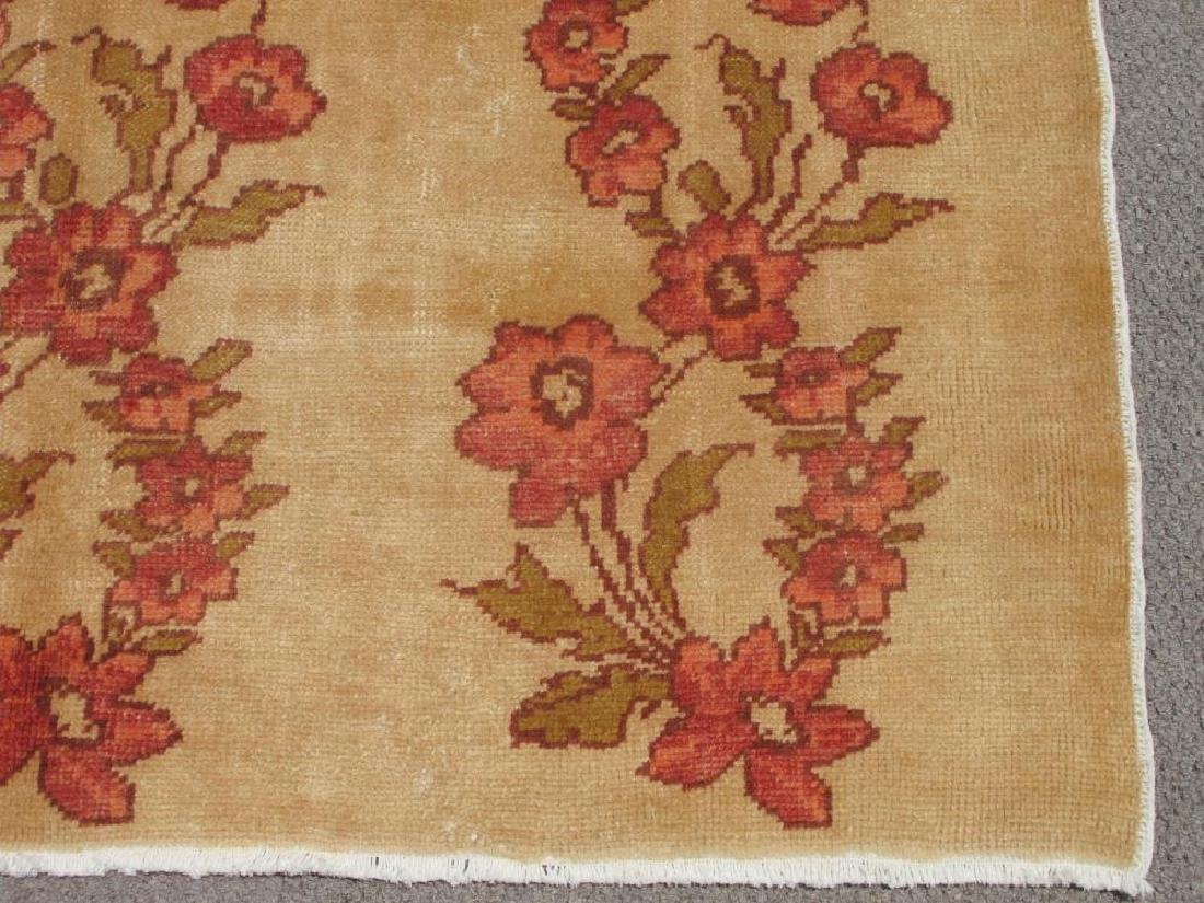 Lovely Handmade Semi Antique Turkish Konya 5x7 - 4