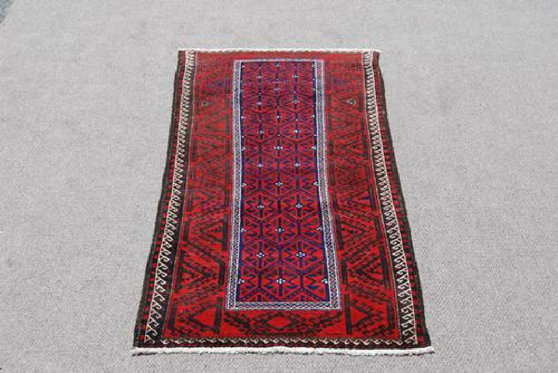 HAND MADE TURKMAN RUNNER - 2