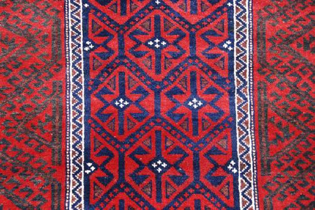 HAND MADE TURKMAN RUNNER - 3