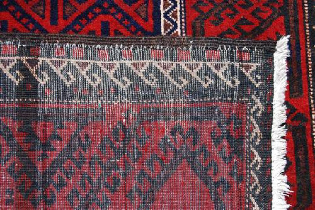 HAND MADE TURKMAN RUNNER - 4