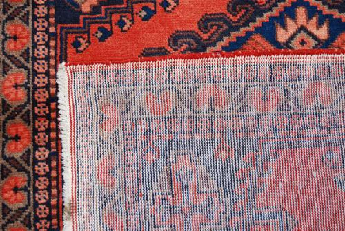 BEAUTIFUL AUTHENTIC HAND MADE PERSIAN VEESE RUG - 4
