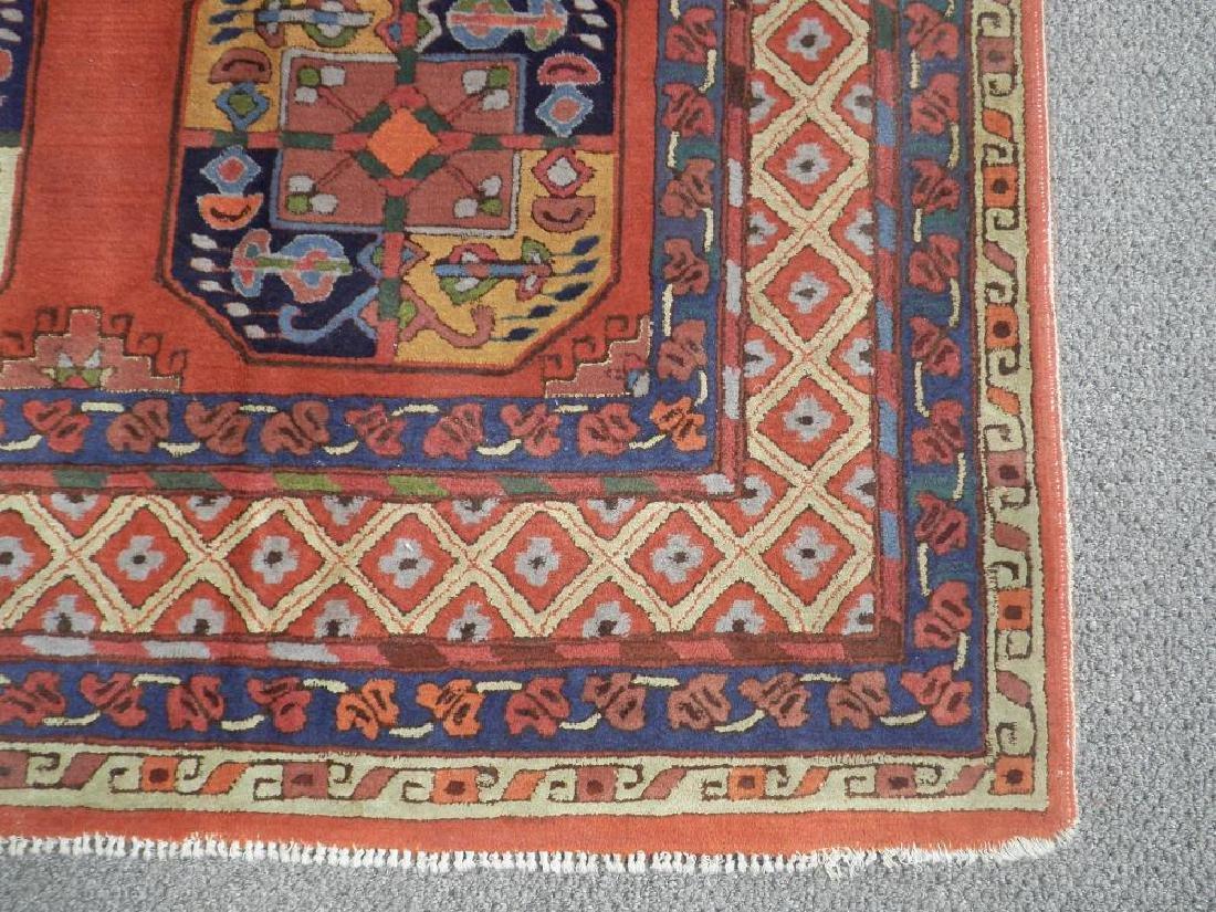Highly Collectible Handmade Turkish Bakhtiari Four - 3